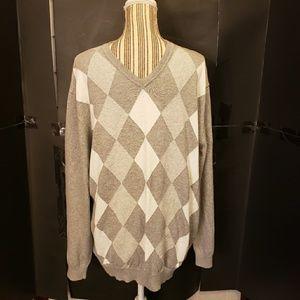 Claiborne V-Neck Sweater